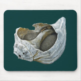 Seashell - Customize Choose your background color Mouse Pad