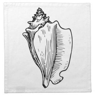 Seashell de la concha