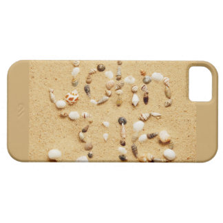Seashell del 3:16 de Juan iPhone 5 Case-Mate Cárcasa