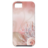 Seashell Dreams pink iPhone 5 Case