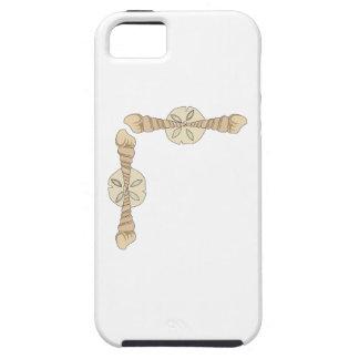 SEASHELL FRAME BORDER2 iPhone 5 CASE