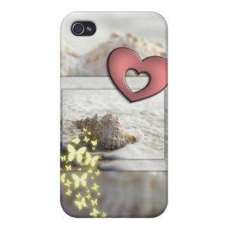Seashell iPhone 4 Case
