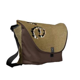Seashell Love Messenger Bag