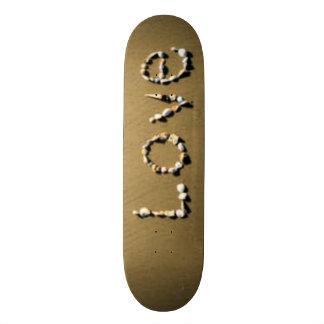 Seashell Love Skateboard Deck