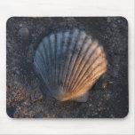 Seashell Mouse Pad