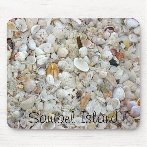 Seashell Mousepad Alfombrilla De Ratones