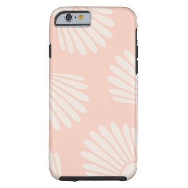 Beach Themed Seashell Peach Phone Case