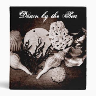 Seashell Photo Album Binder