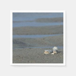 Seashell Pile Paper Napkin