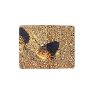 Seashell Pocket Moleskine Notebook