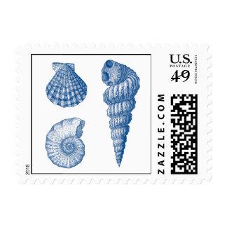 Seashell Postage