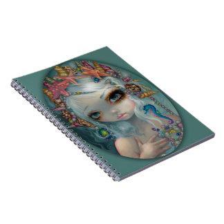 """Seashell Princess"" Notebook"