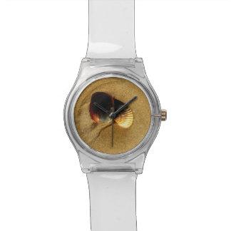 Seashell Reloj De Mano