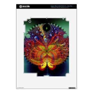 Seashell Skin For iPad 3