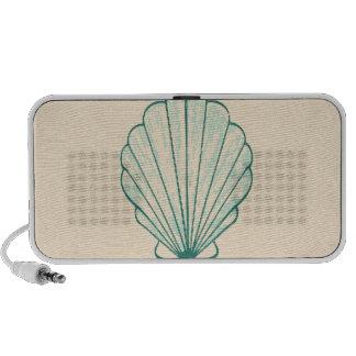 Seashell Travel Speaker