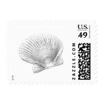 Seashell Stamps