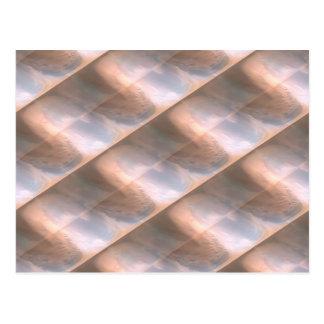 Seashell Stripes Postcard