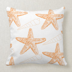 Seashell Tango Pillow