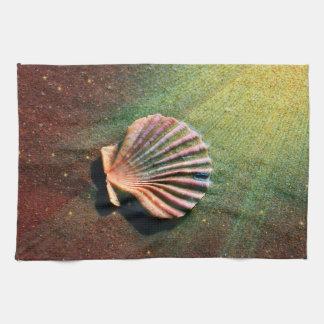 Seashell Toallas De Cocina