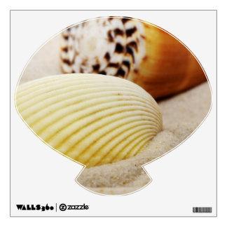 seashell Wall Decal