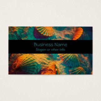 Seashells and Sand Business Card