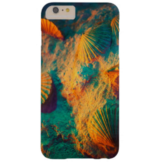 Seashells and Sand Barely There iPhone 6 Plus Case