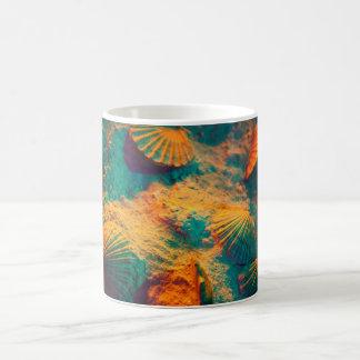 Seashells and Sand Coffee Mug