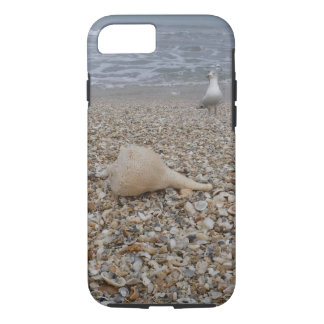 Seashells and Sea Gulls iPhone 8/7 Case
