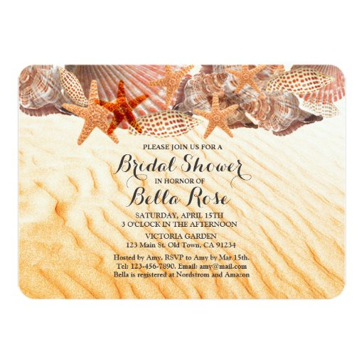 Make Bridal Shower Invitations with best invitations layout