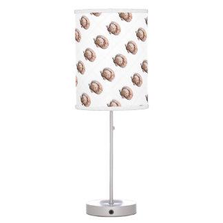 Seashells Beach Cottage Decor Lamp