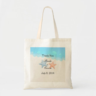Seashells Beach Thank You Tote Bag