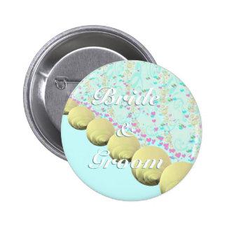 SeaShells BeachWedding Pin
