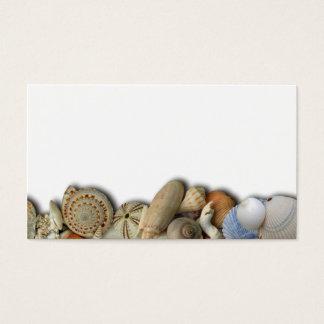 Seashells Blank Escort Cards