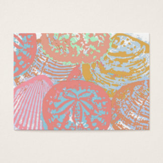 Seashells Business card