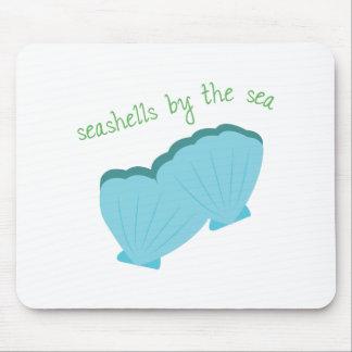 Seashells by Sea Mouse Pad