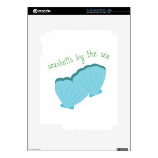 Seashells by Sea iPad 2 Skin
