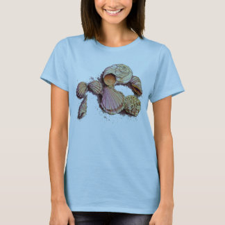 SEASHELLS by SHARON SHARPE T-Shirt
