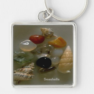 Seashells by the Seashore- Keychain