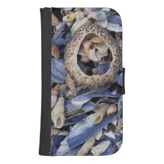 Seashells, Cape Town, Western Cape Funda Tipo Cartera Para Galaxy S4