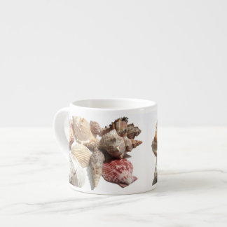 Seashells Espresso Cup