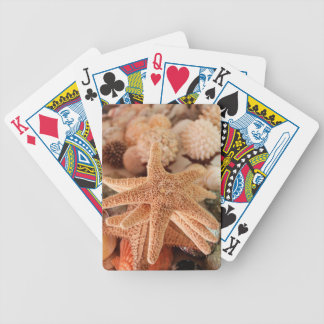 Seashells for sale Zihuatanejo, Mexico Bicycle Playing Cards