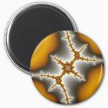 Seashells - Fractal Magnet