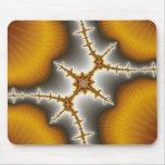 Seashells - Fractal Mousepad