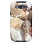 Seashells Galaxy SIII Case