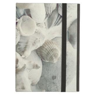 Seashells iPad Folio Cases