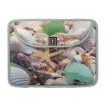 Seashells MacBook Pro Sleeve