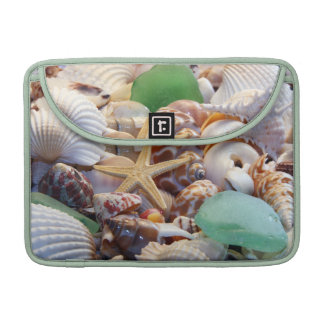 Seashells MacBook Pro Sleeve