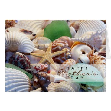 CarriesCamera Seashells Mother's Day Card