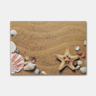 Seashells On The Beach Post-it Notes
