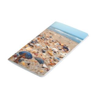 Seashells on the Beach Travel Journal